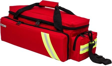 Emerairs OXYGEN THERAPY BAG Sauerstofftasche rot