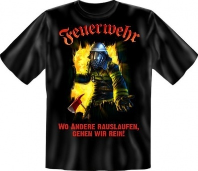 Spaß T-Shirt Wo andere...